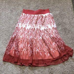Metro Wear Skirts - Pink Skirt
